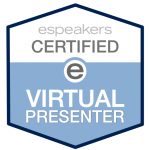 eSpeakers Certified Virtual Presenter