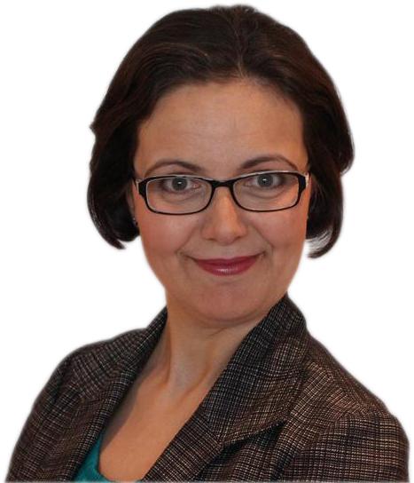 Photo of Agnes Vishnevkin, COO
