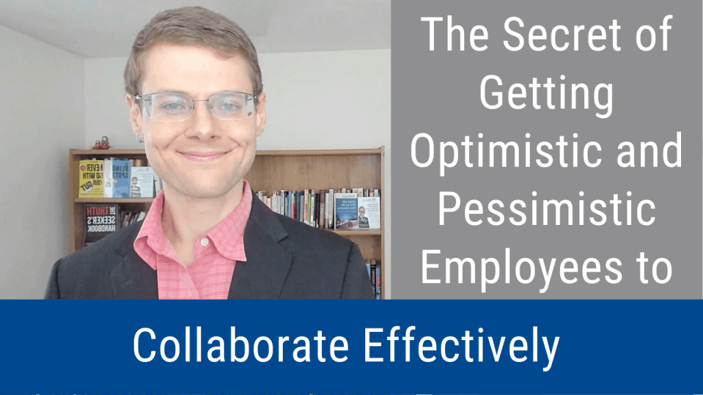 optimistic and pessimistic